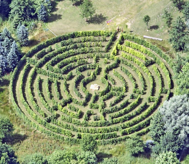 Das labyrinth - Irrgarten deutschland ...